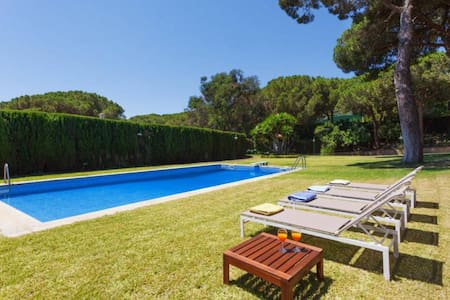 Villa Bell Air 1 for 13 people - Sant Andreu de Llavaneres - วิลล่า