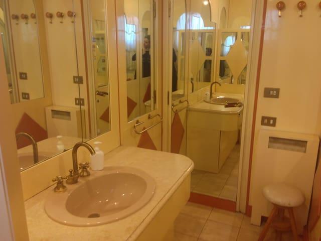 Centro Roma stanza bagno privato - Rome - Apartmen