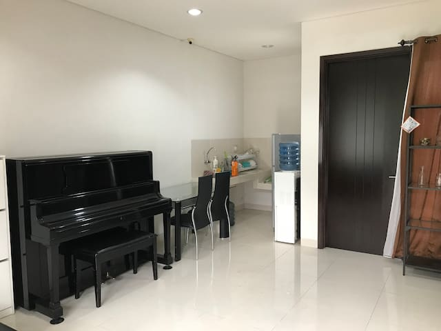 Rent House/ Room in BSD (walking distance to ICE)