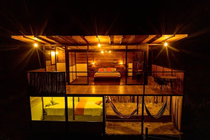 Cabana Azulejo Natubri Experiencia Suprema