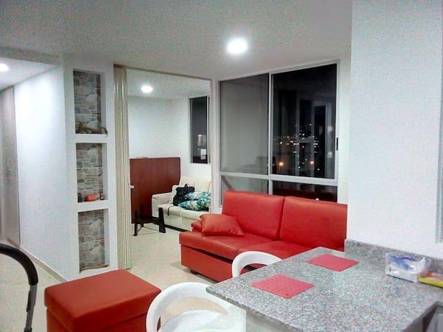 Alquilo habitación en apartamento en Bochalema