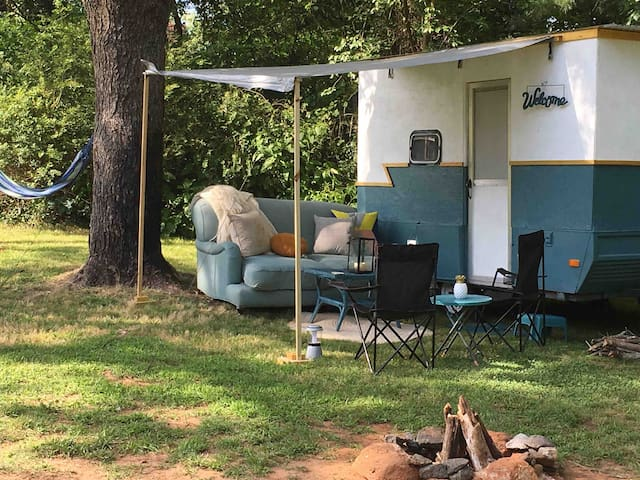 Adventure awaits glamping in western nc