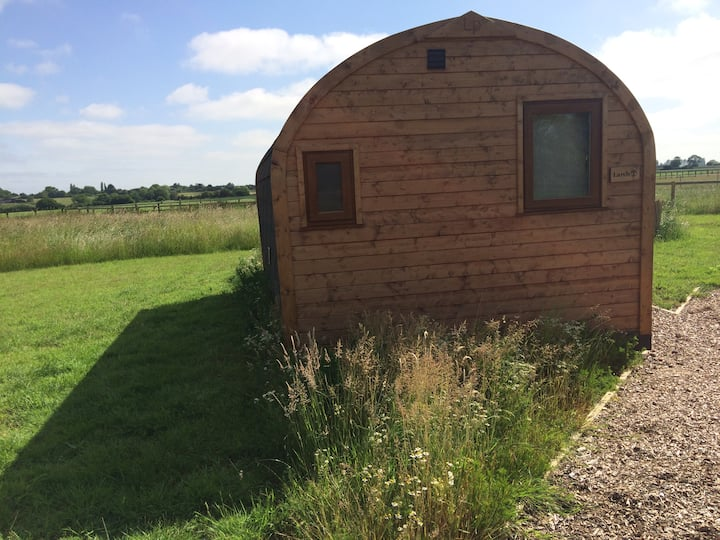 'LARCH' GIPPING VALLEY GLAMPING