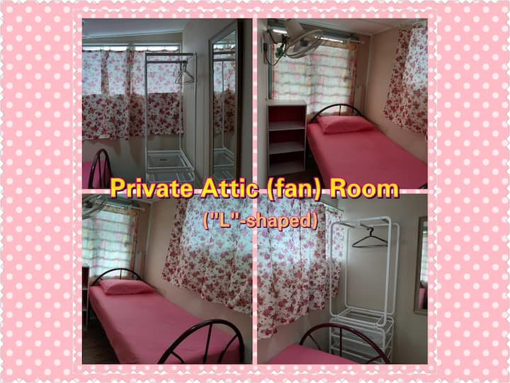Private Fan Room, Sect 14 PJ, near LRT AsiaJaya