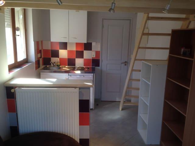 Joli studio dans quartier calme - Troyes