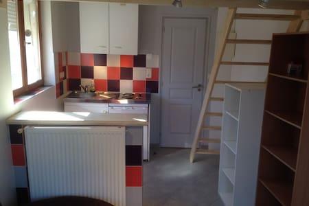 Joli studio dans quartier calme - Troyes - Apartment