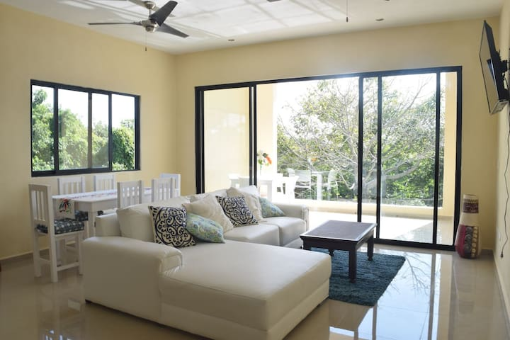 BEAUTIFUL CONDO 2 BEDROOMS IN PUERTO ADVENTURAS