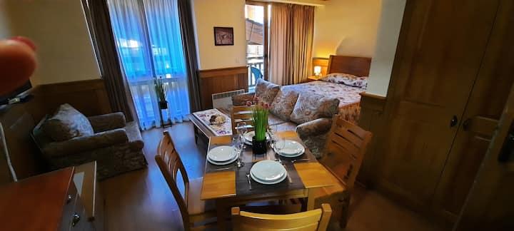 Private Studio in 5*Hotel Pirin Golf