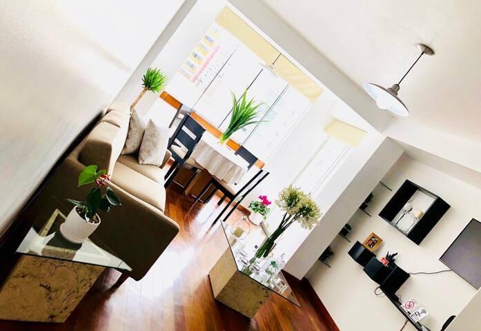 Habitación privada - Miraflores centro