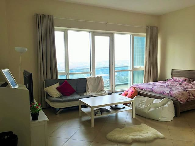 Affordable Studio located in the heart of the city - Dubai - Apartment