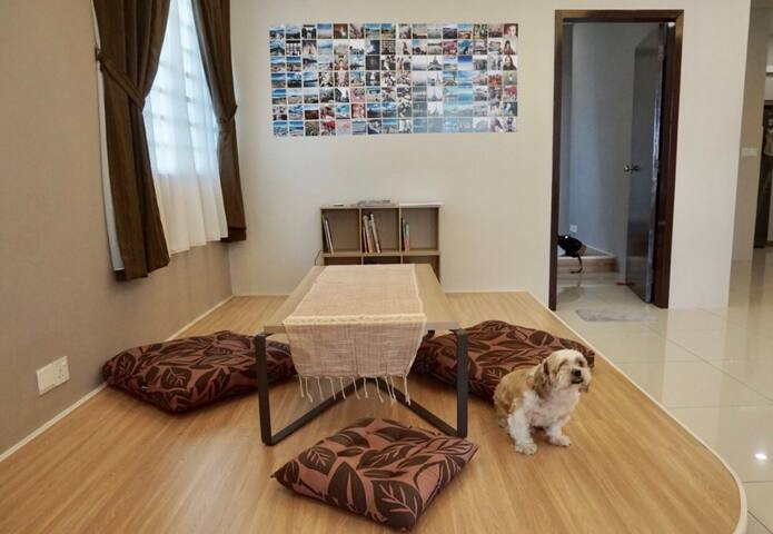 Cozy 3bedroom with parking included - Butterworth  - Appartement