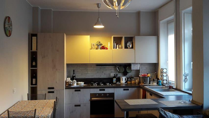 Modern flat Milano Pta Romana, 65mq 10min to Duomo - Milaan - Appartement
