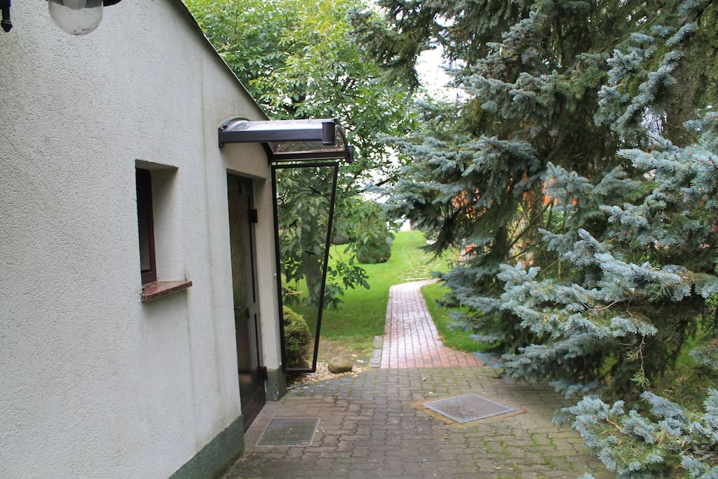 Bungalow with private entrance