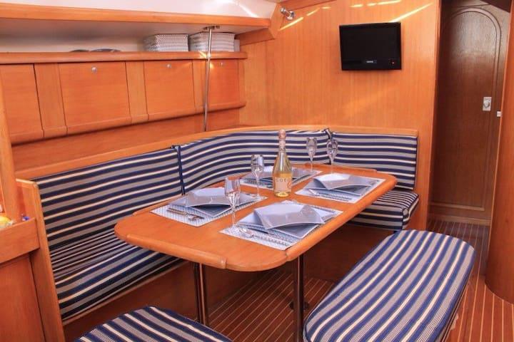 affascinate barca a vela - Fezzano - Tekne