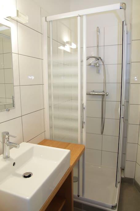 salle de bain..