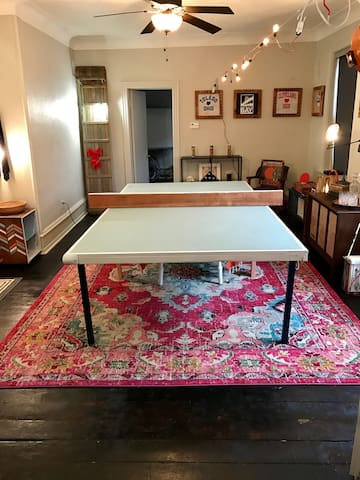 Perrysburg Loft w/Ping Pong Table - Perrysburg - Appartement