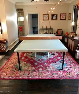 Perrysburg Loft w/Ping Pong Table - Perrysburg - Apartament