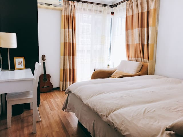 Homestay in Olympic Green Park+3 bedrooms+line 5