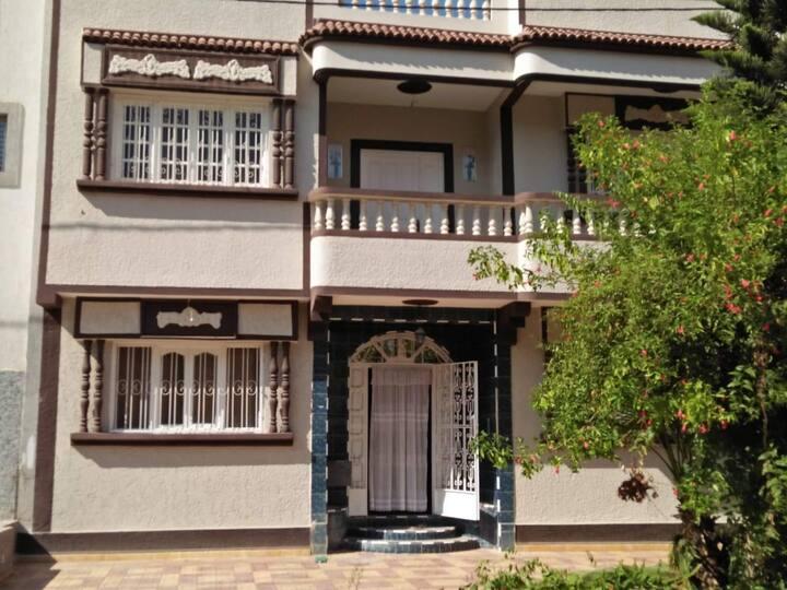 MAS-01 : maison 2 chambres sadia