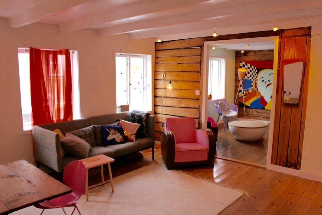 Livingroom 3 floor