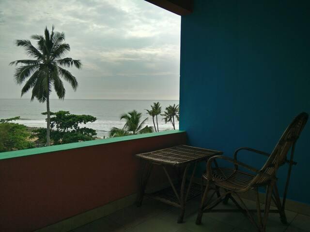 Little India - Odayem Beach Varkala - Bed & Breakfast
