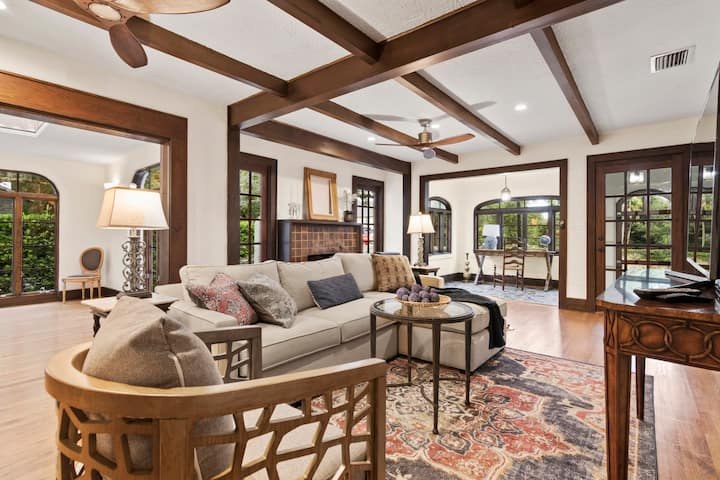 Charming cottage in the heart of Winter Park