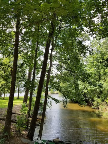 Toledo Bend Cottage at Six Mile