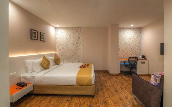 Mango Classic Hotel Room-Bhubaneswar