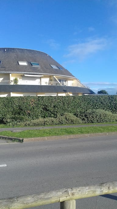 La résidence La Calypso