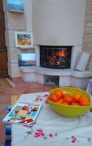 Typical house of southern France - Bed & Breakfast