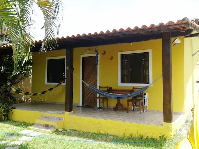 Beach house in Saquarema, Rio de Janeiro, Brazil.