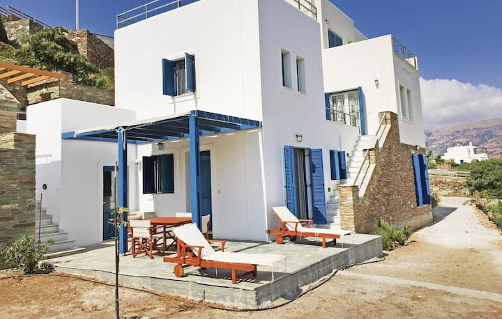 Nice home in Gavrio with WiFi and 2 Bedrooms