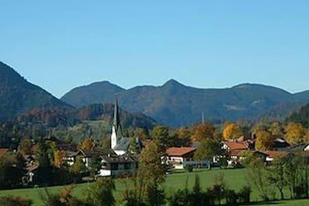Chalet Galeriewohnung Berge pur - Bayrischzell - Flat