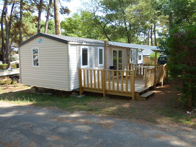 Mobil home IRM 6 places