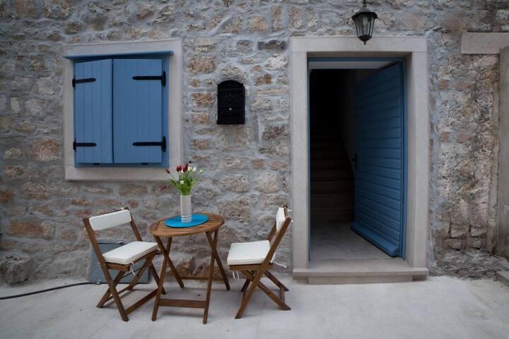 Villa Blue - Studio 2 - Bol - Apartamento