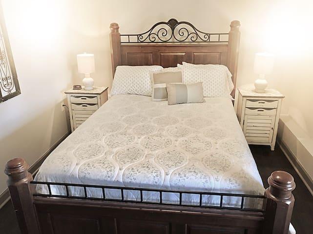 Comfy second bedroom