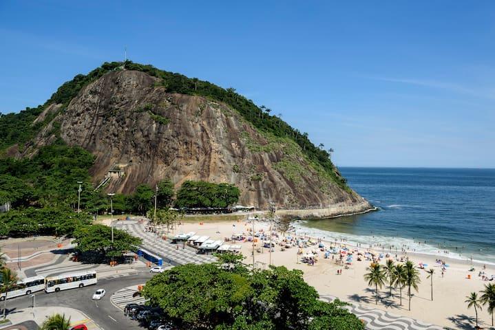 Beautiful apartment - front Beach - Rio de Janeiro - Apartment