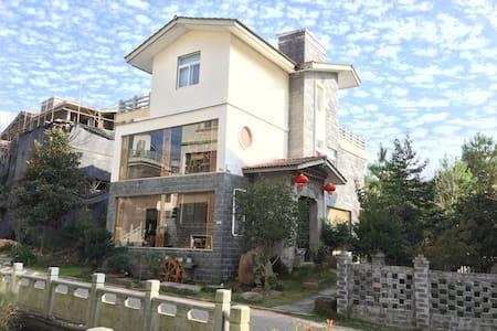 武夷山最具特色的独栋别墅民宿