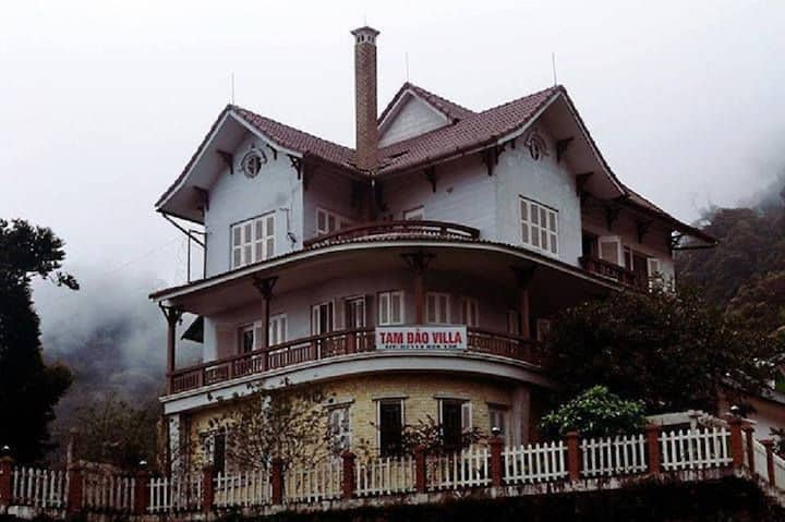 Tam Đảo Great Villa