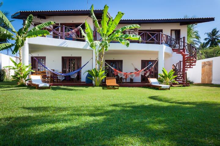 Casa Cumbuco Hostel e Hospedaria Quarto para 1