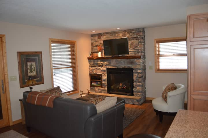 Gull Lake Cozy Cabin Life With Nearby Beach