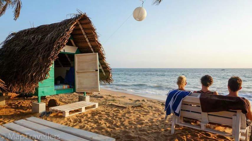 Take It Easy - Beach Huts - Boossa - Maja