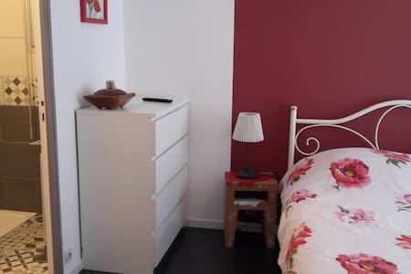 chambre privée avec entrée  indépendante