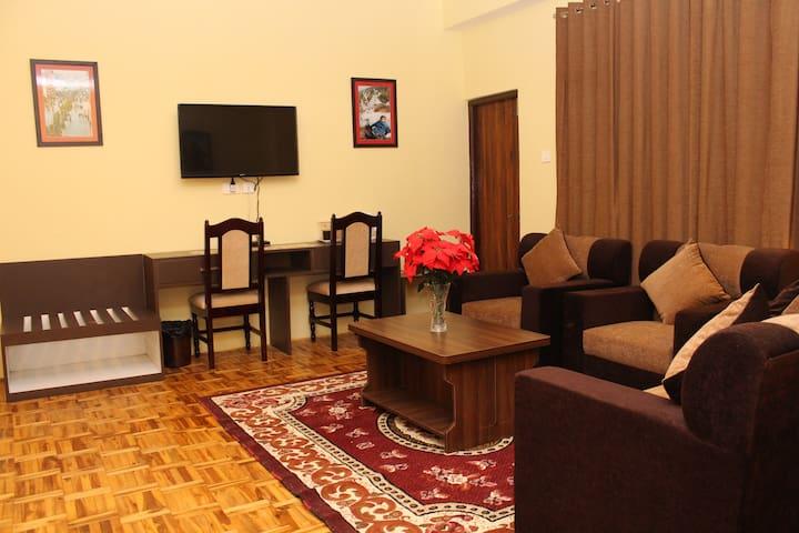 2 Bedroom at Chongay Gangtok