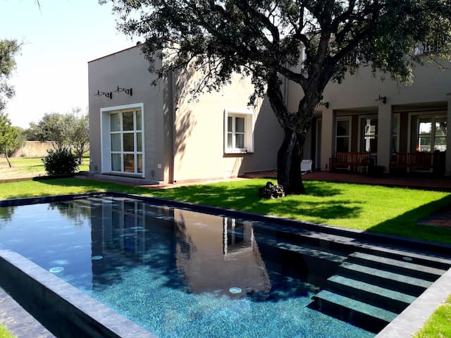 Villa in campagna con piscina
