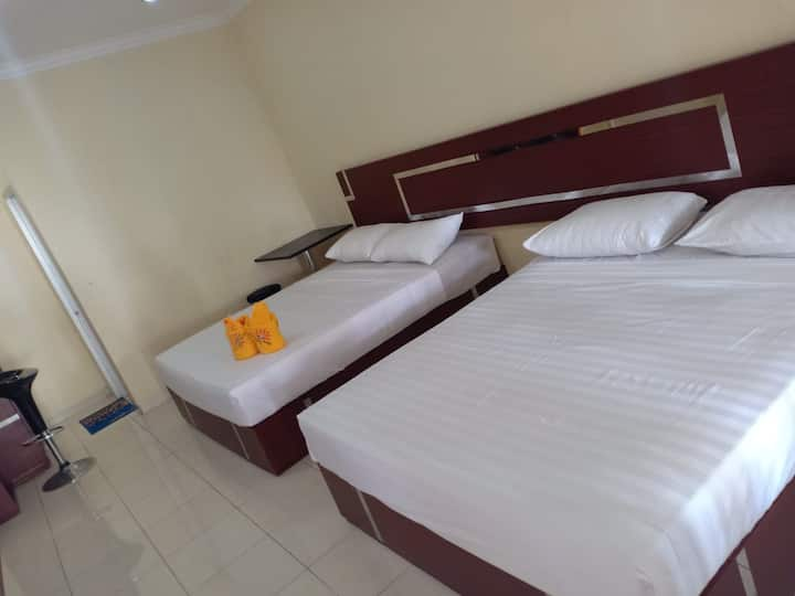 Family Rooms 4 pax at Mutiara Batu