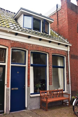 Authentic Dutch cottage in Groningen - Groningen - House