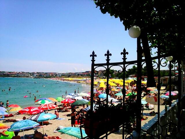 Maisonette HARMANI on the Beach in Sozopol