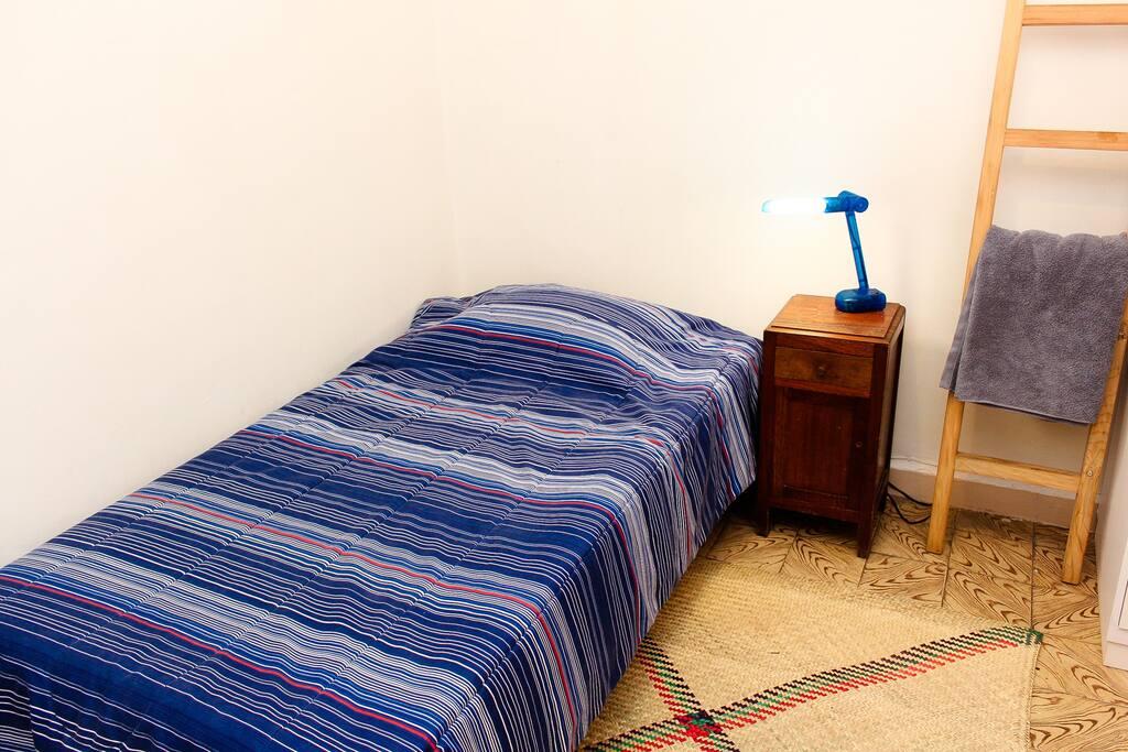 El cuarto / the room
