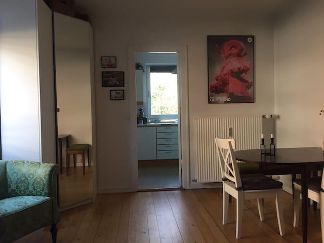 Small hyggelig apartment near Vesterbro